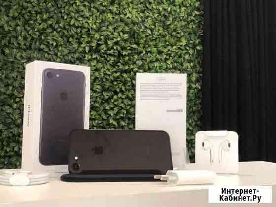 iPhone 7 128Gb Black черный Оригинал Нижний Новгород