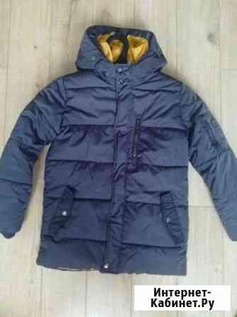 Куртка зимняя р. 128 Иркутск