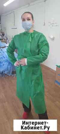 Одежда из спанбонда одноразовая и многоразовая, различной плотности! Средства индивидуальной защиты Красноярск
