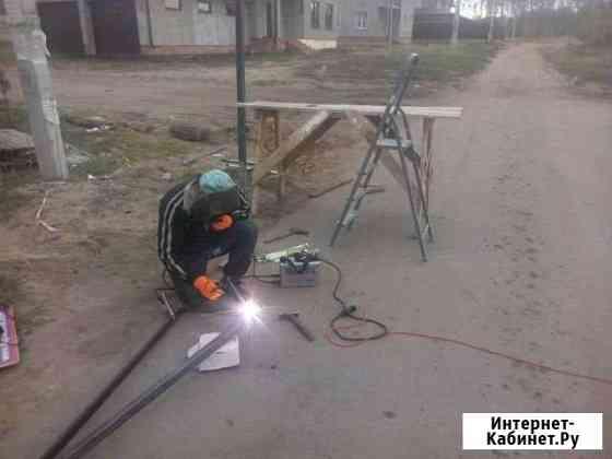 Услуги сварщика Воронеж