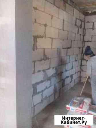 Выровним стены,зашпоклюем,покрасим Майма