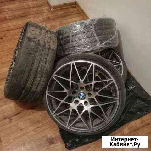 Продам диски 666 стиль BMW Магас
