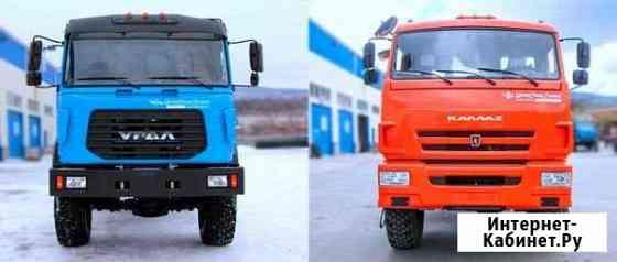 Диагностика грузовых машин Лабытнанги