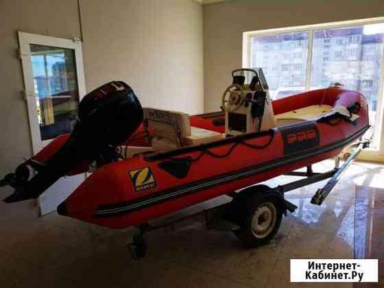 Лодка «RIB» zodiac PRO 9 MAN Магадан