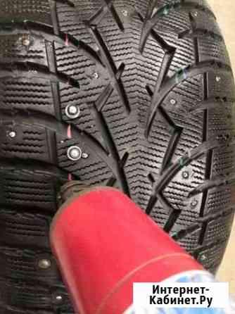Ошиповка шин с гарантией Железнодорожный