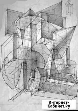 Подготовительные курсы на архитектуру и дизайн Абакан