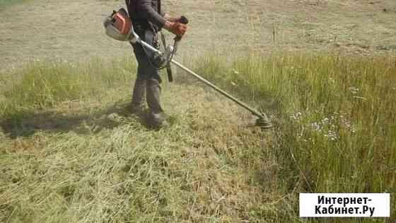 Покос травы Муравленко