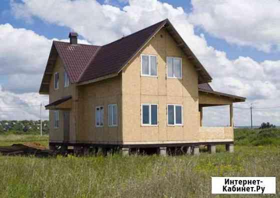 Дом термос под ключ Бобров