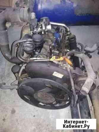 Двигатель крафтер 2.5 без навеса Железнодорожный