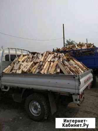 Продаю дрова (берёза, 2,5куб). Доставка Курган