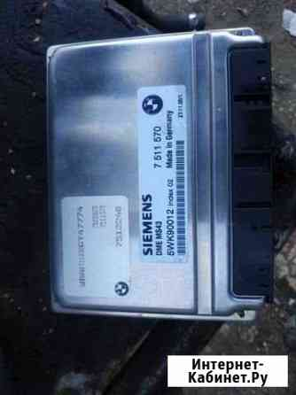 Блок управления двигателем BMW 5 серии E39 Железнодорожный