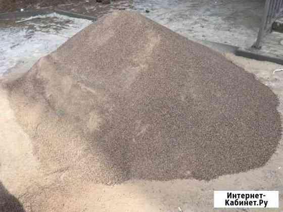 Крошка гранитная - отсев, гравий, песок, щебень Улан-Удэ