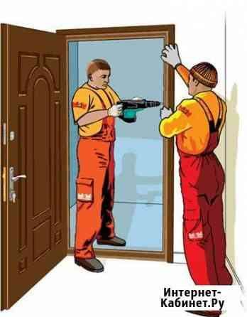 Отделочные работы. установка дверей и балконов Семилуки