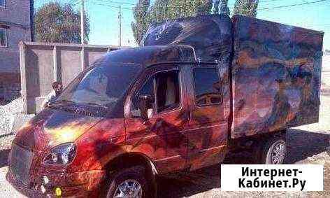Заказ газели Новосибирск