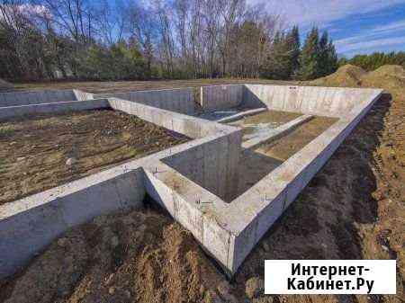 Бетонные работы Воронеж