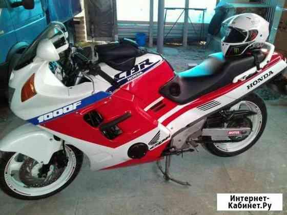 Honda CBR 1000F Усть-Джегута