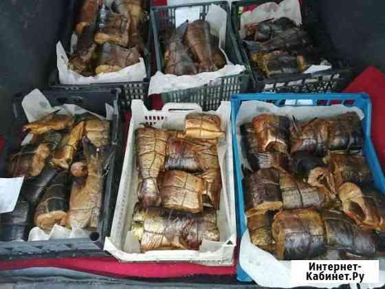 Доставка копчёной рыбы, мяса и вашей продукции Томск