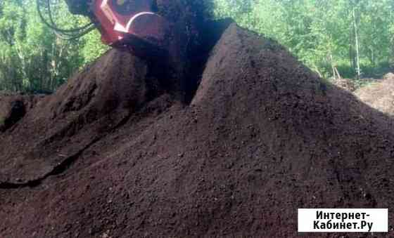 Продам, чернозем, почва грунт Петрозаводск
