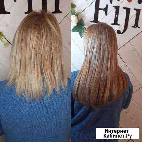 Наращивание волос Владикавказ