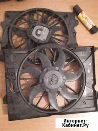 Вентилятор Мерседес CLS 219 E 211 S 221 Манаскент