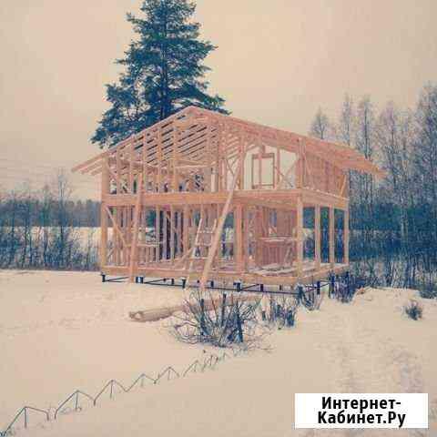 Строительство домов Петрозаводск