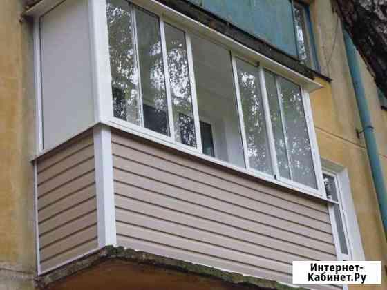 Остекление балконов и лоджий в Хабаровске Хабаровск