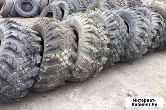 Грузовые шины 1200 500 508 ид-п284 (урал), Б/У Губкинский