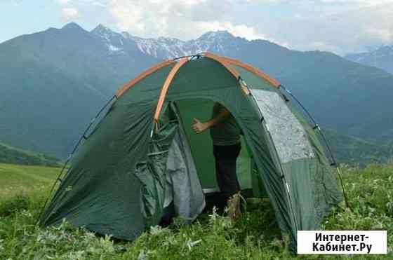 Прокат палаток туристического снаряжения Владикавказ