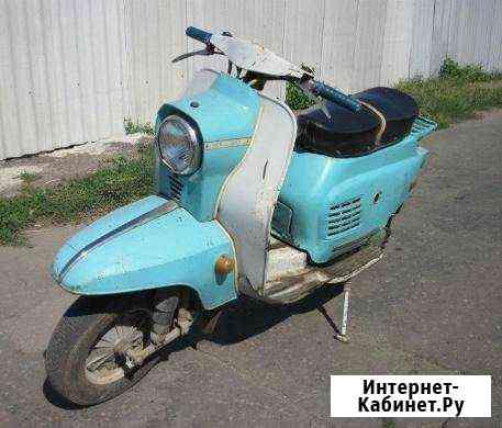 Мотороллер Электрон раритет советского произво Петрозаводск