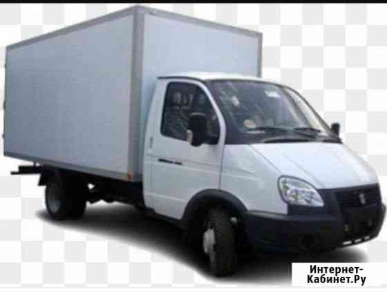 Перевозка грузов по республике Газель Грозный