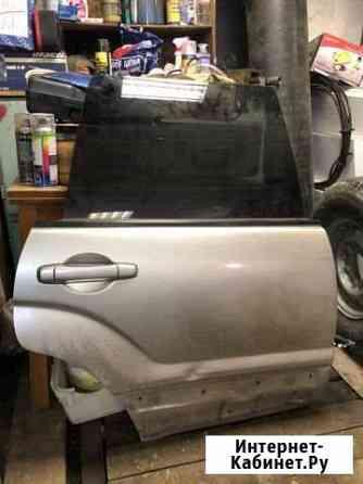 Дверь задняя правая Subaru Forester Sg5 2005 Петропавловск-Камчатский