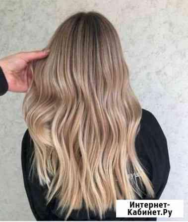 Окрашивание волос Ливны
