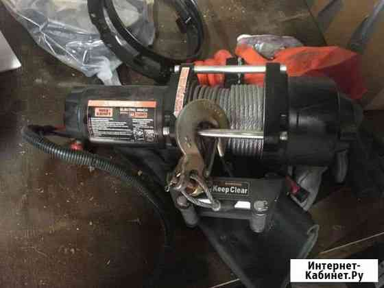 Лебедка электрическая MaxKraft 2500 CF Нарьян-Мар