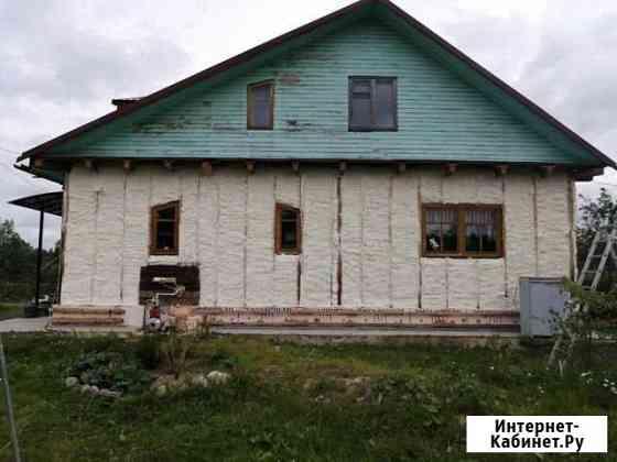 Утепление дома Петрозаводск