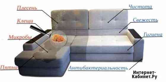 Химчистка мягкой мебели Саранск