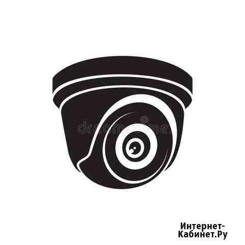 Установка Видеонаблюдения и скуд Москва