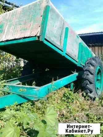 Продам прицеп самодельный к трактору Саяногорск