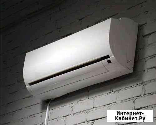 Монтаж кондиционеров Санкт-Петербург