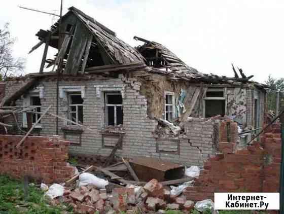 Демонтаж объектов Псков