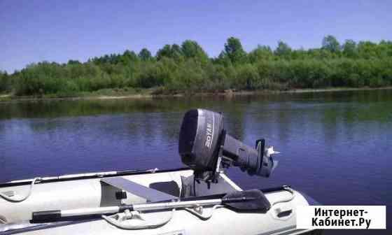 Лодка с мотором Белогорск
