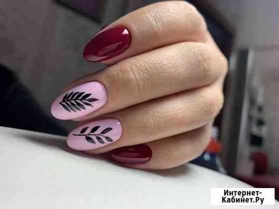 Любое наращивание ногтей Кемерово