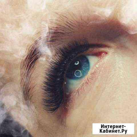 Наращивание ресниц Воронеж