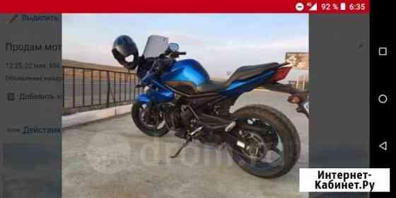 Мотоцикл Yamaha XJ6F Diversion 2011 гв Чита