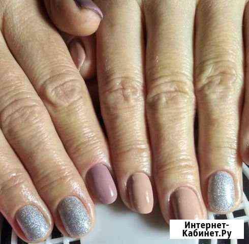 Маникюр, шеллак, наращивание ногтей Астрахань