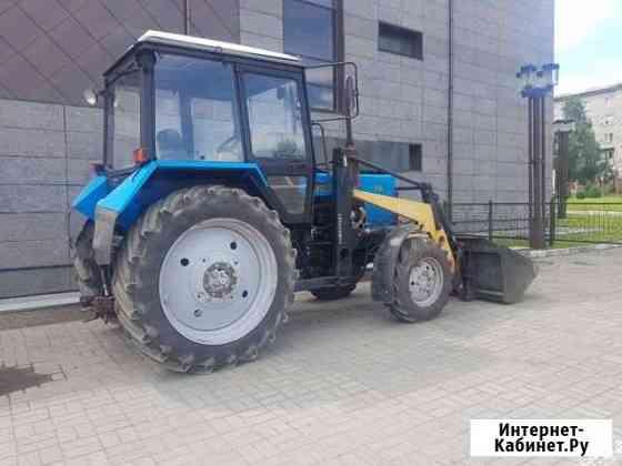 Трактор Горно-Алтайск