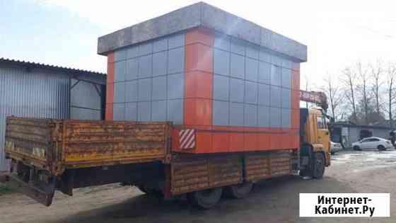 Манипулятор стрела 7 тонн перевозка негабарита Ижевск
