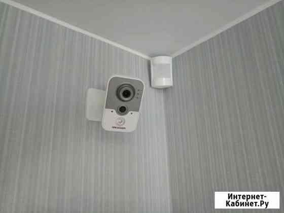 Установка систем видеонаблюдения и домофонии Псков