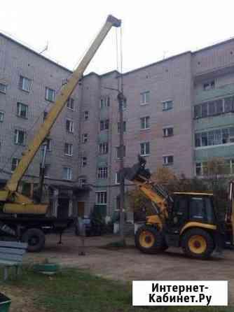 Демонтаж домов, строений, конструкций Киров