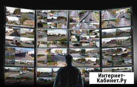 Монтаж Видеонаблюдения, опс, скуд, Слабот.сети Екатеринбург