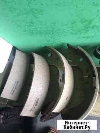 Барабанные тормозные колодки Чита